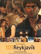 101 Reykjavík - Icelandic Movie Poster (xs thumbnail)