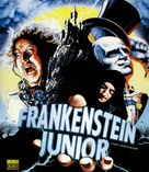 Young Frankenstein - German Blu-Ray movie cover (xs thumbnail)