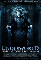 Underworld: Rise of the Lycans - French Movie Poster (xs thumbnail)
