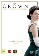 """""""The Crown"""" - Danish DVD movie cover (xs thumbnail)"""