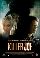Killer Joe - Italian Movie Poster (xs thumbnail)