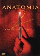 Anatomie 2 - Finnish Movie Cover (xs thumbnail)
