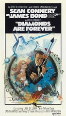 Diamonds Are Forever - British Movie Poster (xs thumbnail)