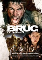 Bruc. La llegenda - Andorran Movie Poster (xs thumbnail)