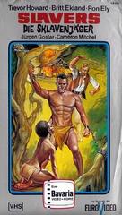 Slavers - German VHS cover (xs thumbnail)