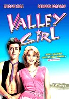 Valley Girl - French Movie Cover (xs thumbnail)
