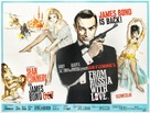 From Russia with Love - British Movie Poster (xs thumbnail)