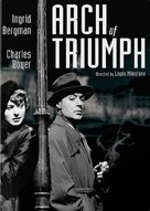 Arch of Triumph - DVD movie cover (xs thumbnail)