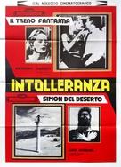 Simón del desierto - Italian Movie Poster (xs thumbnail)