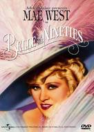 Belle of the Nineties - DVD cover (xs thumbnail)