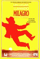 The Milagro Beanfield War - VHS cover (xs thumbnail)