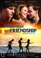 More Than Friendship - German Movie Poster (xs thumbnail)