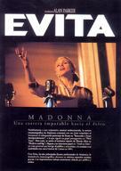 Evita - Spanish Movie Poster (xs thumbnail)