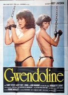 Gwendoline - Italian Movie Poster (xs thumbnail)