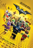 The Lego Batman Movie - Slovak Movie Poster (xs thumbnail)
