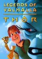 Hetjur Valhallar - Þór - DVD cover (xs thumbnail)