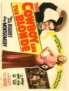 The Cowboy and the Blonde - Movie Poster (xs thumbnail)
