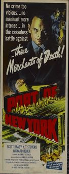 Port of New York - Movie Poster (xs thumbnail)