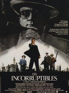 The Untouchables - French Movie Poster (xs thumbnail)