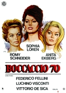 Boccaccio '70 - Spanish Movie Poster (xs thumbnail)