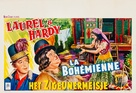 The Bohemian Girl - Belgian Re-release movie poster (xs thumbnail)