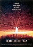 Independence Day - Italian Movie Poster (xs thumbnail)