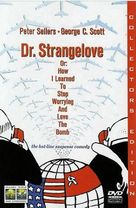 Dr. Strangelove - British Movie Cover (xs thumbnail)