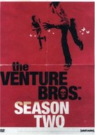 """The Venture Bros."" - DVD cover (xs thumbnail)"