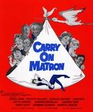 Carry on Matron - British Movie Poster (xs thumbnail)