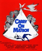 Carry on Matron - British Movie Poster (xs thumbnail)