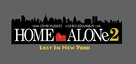 Home Alone 2: Lost in New York - Logo (xs thumbnail)