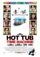 Hot Tub Time Machine - Swedish Movie Poster (xs thumbnail)