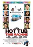 Hot Tub Time Machine - Swedish Movie Poster (xs thumbnail)