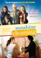 Sunshine Cleaning - German Movie Poster (xs thumbnail)