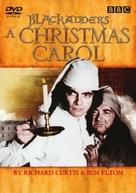 Blackadder's Christmas Carol - DVD cover (xs thumbnail)