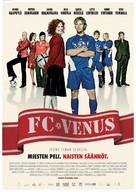 FC Venus - Finnish Movie Poster (xs thumbnail)