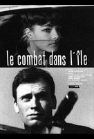 Le combat dans l'île - Movie Poster (xs thumbnail)