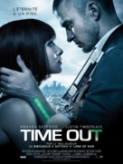 In Time - French Movie Poster (xs thumbnail)