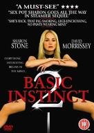 Basic Instinct 2 - British DVD cover (xs thumbnail)