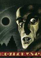Nosferatu, eine Symphonie des Grauens - DVD movie cover (xs thumbnail)
