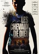 Les chevaux de Dieu - French Movie Poster (xs thumbnail)