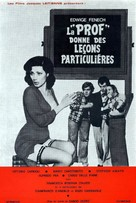 L'insegnante - French Movie Poster (xs thumbnail)