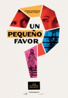 A Simple Favor - Spanish Movie Poster (xs thumbnail)