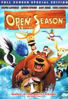 Open Season - DVD cover (xs thumbnail)