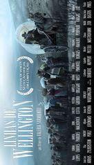 Linhas de Wellington - Portuguese Movie Poster (xs thumbnail)