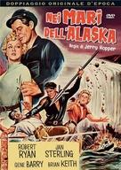 Alaska Seas - Italian DVD movie cover (xs thumbnail)