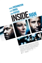 Inside Man - Norwegian Movie Poster (xs thumbnail)
