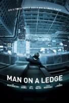 Man on a Ledge - Swedish DVD cover (xs thumbnail)