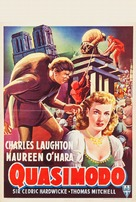 The Hunchback of Notre Dame - Belgian Movie Poster (xs thumbnail)