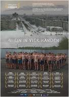 Allein in vier Wänden - German Movie Poster (xs thumbnail)